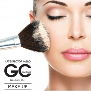 Linea make up Gil Cagné