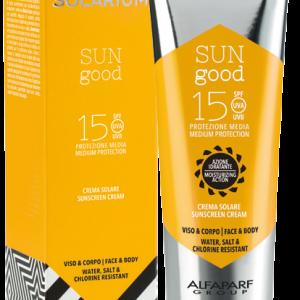 crema protezione solare spf 15