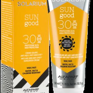 crema solare anti-age e anti-macchie spf 30